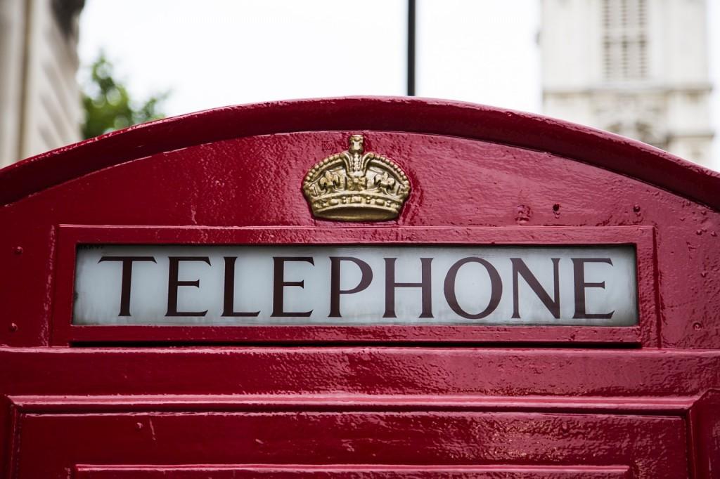 foto cabina telefono Londres